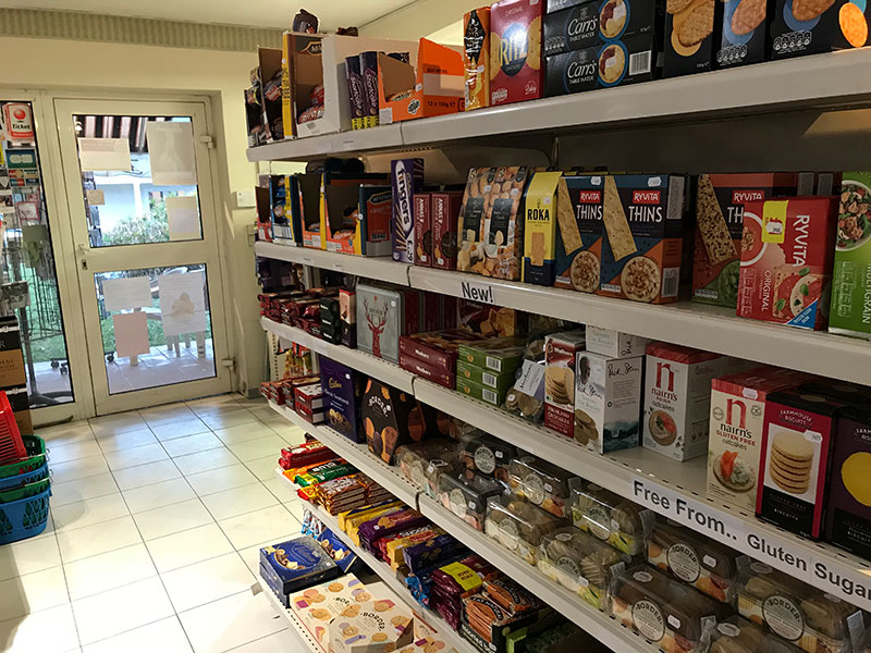 Brittains Home Stores | English Food Store in Valbonne