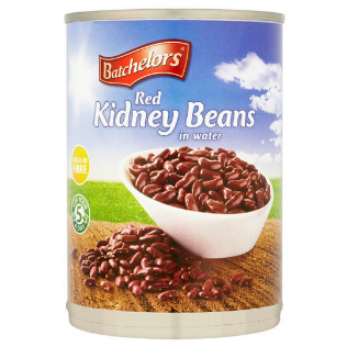 Batchelors Red Kidney Beans In Water 400g Brittains Home Stores I English British Food Store In France