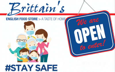 #Stay Safe with Brittain's